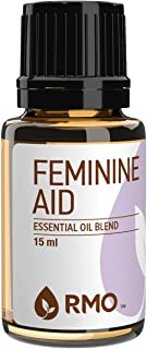 Rocky Mountain Oils - Feminine Aid - 15 ml - 100% Pure and Natural Essential Oil Blend
