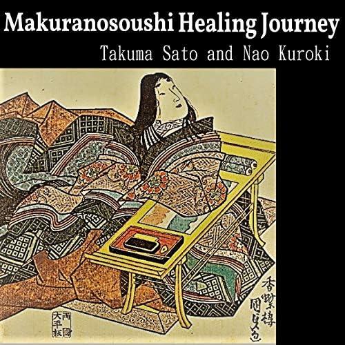 Takuma Sato & Nao Kuroki