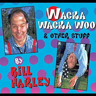 Wacka Wacka Woo and Other Stuff cover art