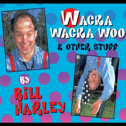 Wacka Wacka Woo and Other Stuff audiobook cover art