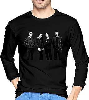 Zblin AFI Band Mens Cool Long Sleeve Tee Black