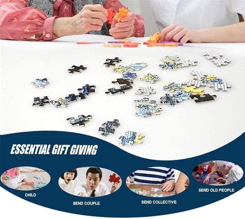 LIUNA Legpuzzels Puzzel 2000 Stuk For Volwassenenonderwijs En Kid, Leuke Puzzel Game Educatief Speelgoed For Tieners, Jongens, Meisjes, Kinderen (Color : T11) T8