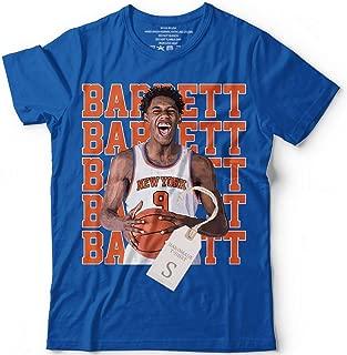 Barrett Basketball RJ No. 9 Shooting Guard Champions New York Jersey Customized Handmade T-Shirt Hoodie/Long Sleeve/Tank Top/Sweatshirt