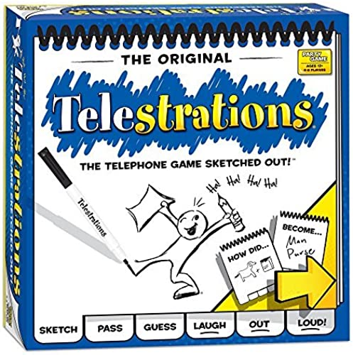 Telestrations Game by USAopoly
