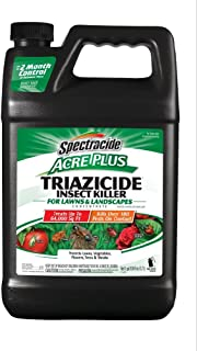 Spectracide HG-96203 Acre Plus Triazicide Insect Killer For Lawns & Landscapes Concentrate, 1-gal