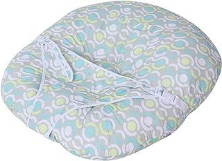 KUIDAMOS Tumbona Original para recién Nacidos, Tumbona Suave para recién Nacidos, Tumbona para bebés, Silla para niños para portabebés, Asientos de Coche, cochecitos(Blanco)