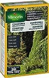 Vilmorin 6429799 - Fertilizante granulado para coníferas, árboles y arbustos 800g
