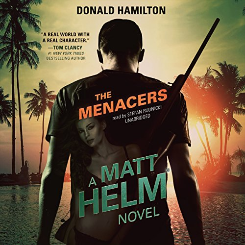 The Menacers cover art
