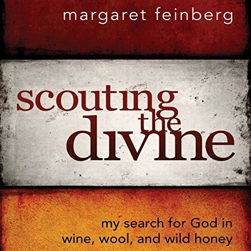 Scouting the Divine audiobook cover art