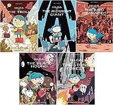 Hilda Graphic Novels, 5-Book Set