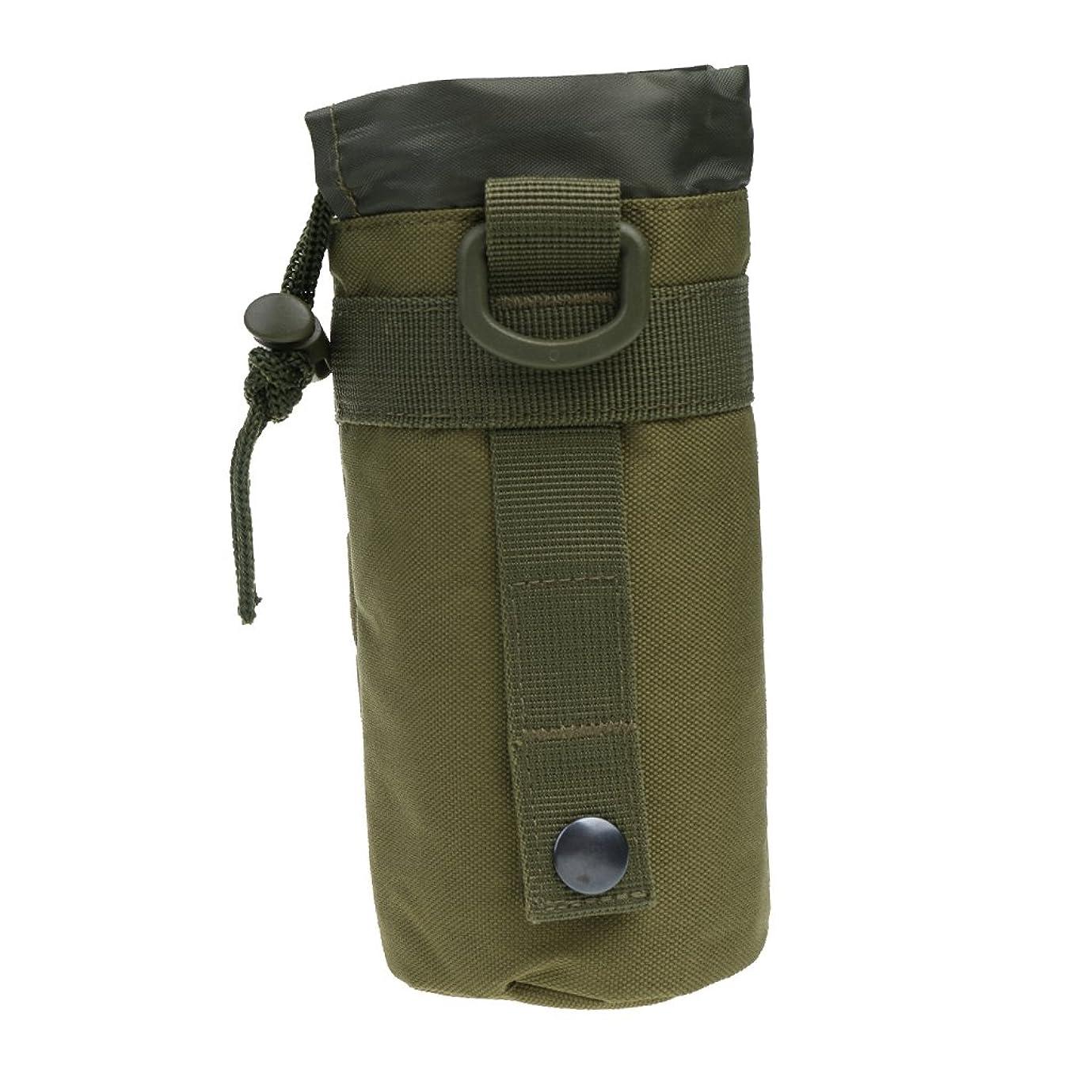 作業差別化するペニーDYNWAVE 屋外 モールウォーターボトルバッグ ケトルポーチ ホルダー バッグ 全3色
