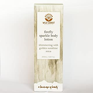 Firefly Sparkle Body Lotion Wild Carrot Herbals 200 mL Liquid