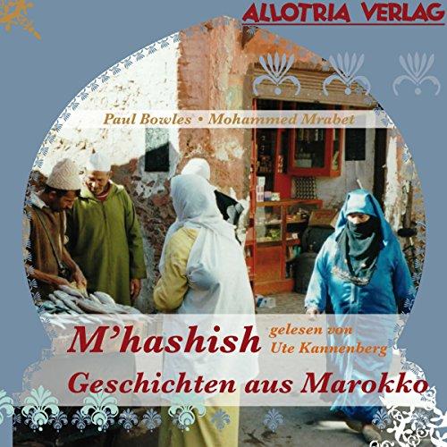 M'hashish audiobook cover art