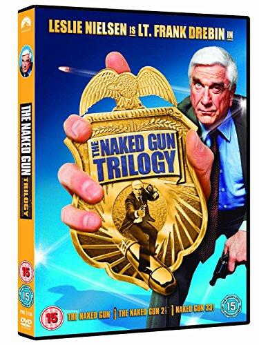 The Naked Gun Collection(The Naked Gun, The Naked Gun 2 1/2 - The Smell of Fear, The Naked Gun 33 1/3 - The Final Insult) [UK Import]