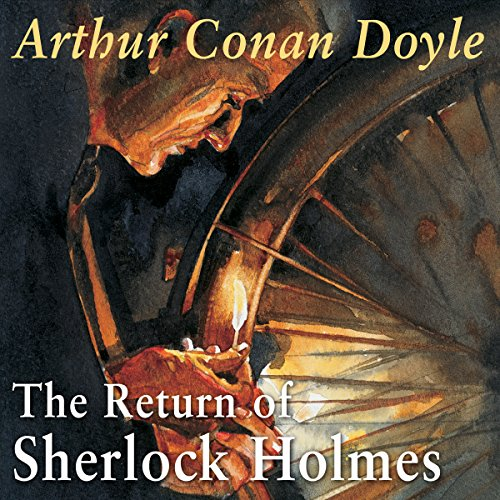 The Return of Sherlock Holmes audiobook cover art