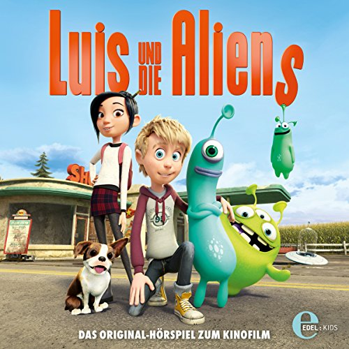 Luis und die Aliens Titelbild