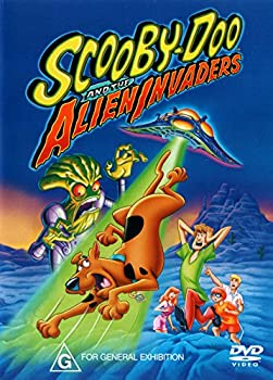 Scooby-Doo! And the Alien Invaders   NON-USA Format   PAL   Region 4 Import - Australia