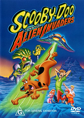 Scooby-Doo! And the Alien Invaders | NON-USA Format | PAL | Region 4 Import - Australia