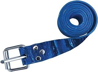 Riffe Marseilles Rubber Weight Belt w/SS Buckle