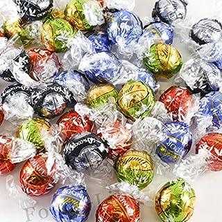 リンツ リンドール トリュフ チョコレート シルバー 4種類 24個 Lindt ホワイトデー お返し