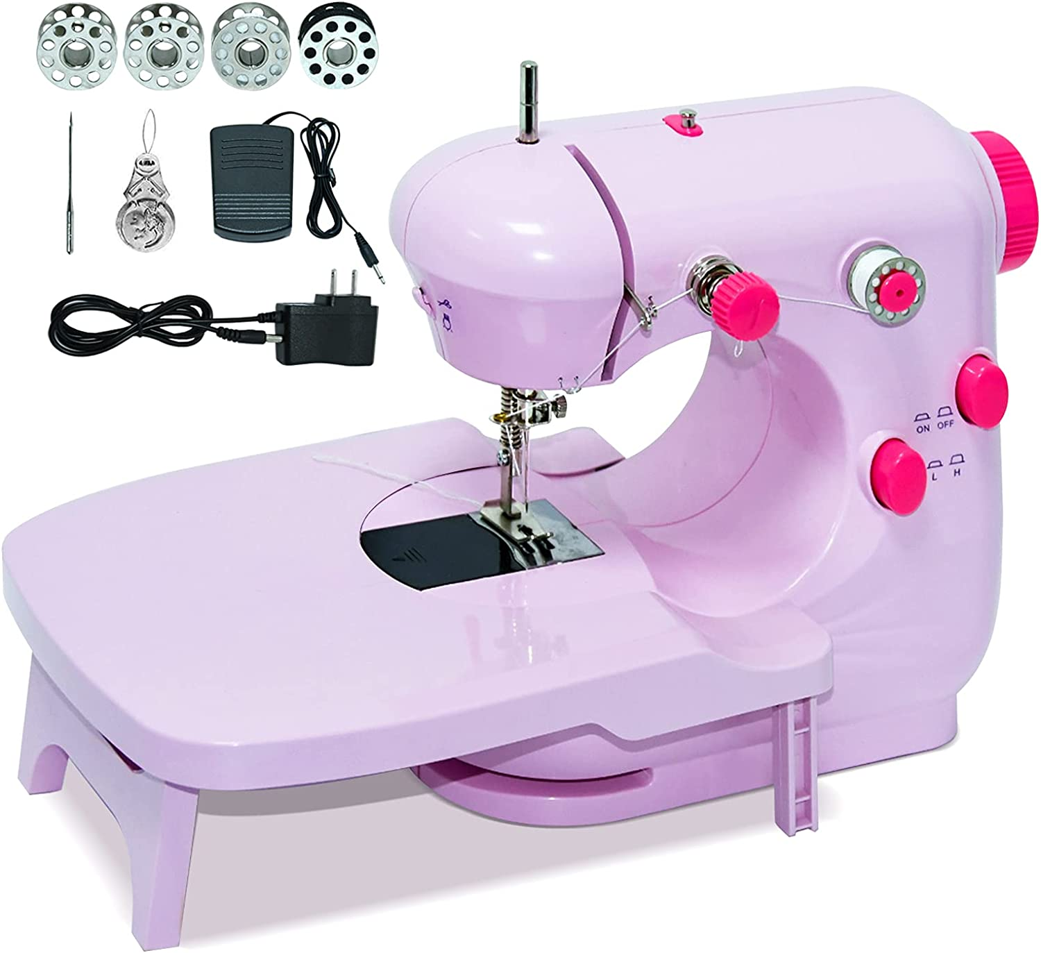 Mini Sewing Machine Max 75% OFF Kids Extension Table Max 54% OFF with B