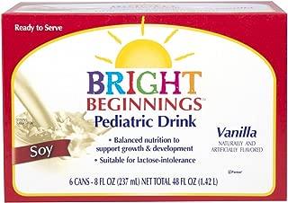 bright beginnings soy pediatric drink