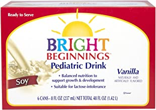 bright beginnings soy pediatric