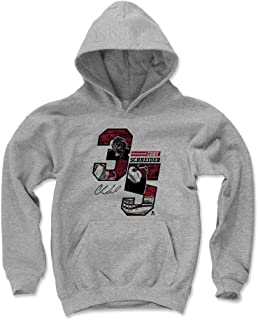 500 LEVEL Cory Schneider New Jersey Hockey Kids Hoodie - Cory Schneider Offset