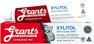 Grants Xylitol Toothpaste, 110 grams (00110)