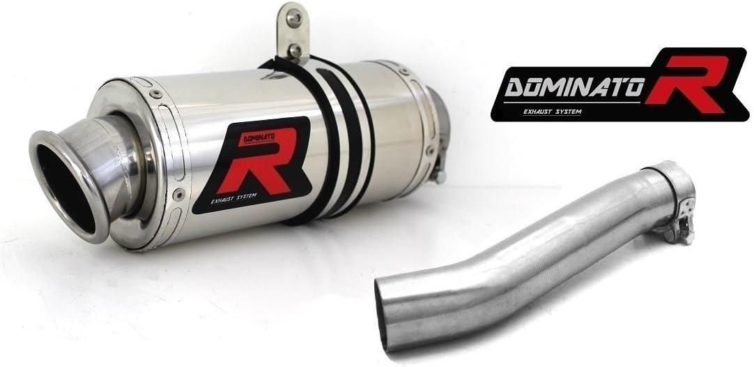Dominator Auspuff Suzuki Gsxr 600 750 K8 K9 L0 08 10 Db Killer Hp1 Auto