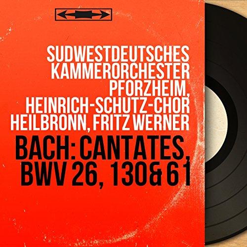 Herr Gott, dich loben alle wir in C Major, BWV 130: III. Air.