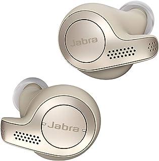 Jabra Elite 65t – Auriculares Bluetooth con Cancelación Pasiva del Ruido, Tecnología de Cuatro Micrófonos para Auténticas ...