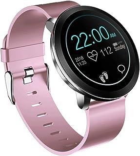 Grist CC Smartwatches Reloj Deportivo Pulsómetro Caloriás Podómetro IP68 Impermeable Bluetooth Pantalla