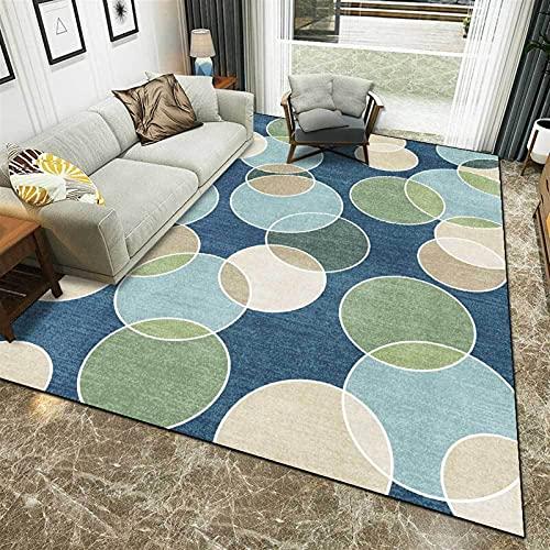 Alfombra grande Alfombra abstracta moderna Alfombra para sala de estar Alfombra de piso geométrica Dorado Gris Manta de juego gatear Alfombra de piso Alfombra de yoga ( Size : 60x90cm(24x35inch) )