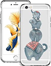 Customized iPhone 6s 6 Case - Protective Cover with Slim Soft Durable Ultra-Clear Silicone UV Printing Phone Case for iPhone 6s 6