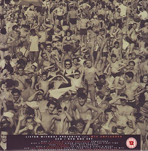 Listen Without Prejudice 25 (Box 3 CD + DVD)