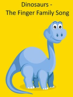 Dinosaurs - The Finger Family - Nursery Rhymes for Kids