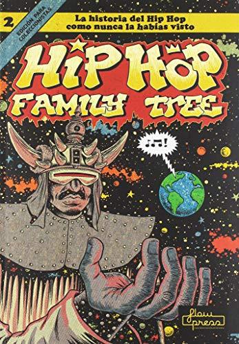 Hip Hop Family Tree 2: La historia del Hip Hop como nunca la habías visto