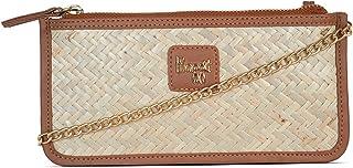Baggit Autumn-Winter 2020 Faux Leather Women's Satchel Bag (Tan) (Eighty)