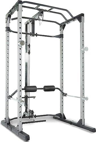 Fitness Reality 810XLT Super Max Power Cage, Station de Musculation Robuste avec Une Charge maximale de 363 kg