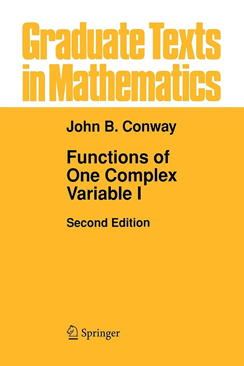 繊細医療の電子Functions of One Complex Variable I (Graduate Texts in Mathematics)