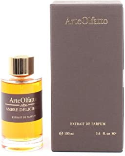 ARTEOLFATTO Ambre Delicieuse Eau de Perfume For Unisex, 100 ml