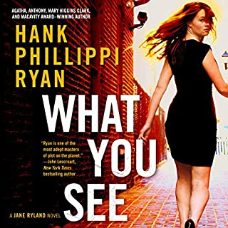 What You See audiobook cover art