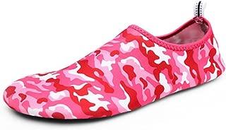 Kids Swim Water Shoes Barefoot Aqua Socks Shoes for Beach Pool Surfing