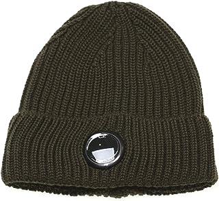 Nero Cappello unisex lavorato a maglia senza tesa orinatoio con stampa a teschio Maja Shop Penny-Wise colore