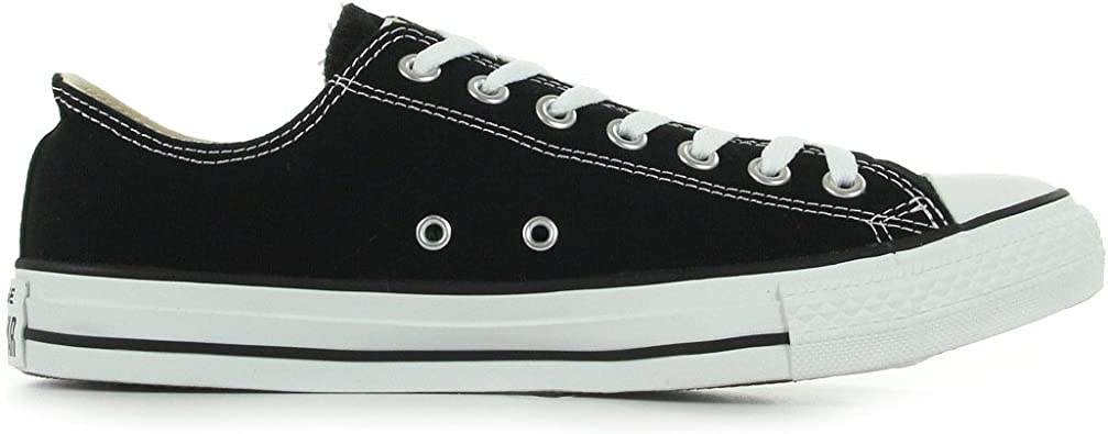 Converse Chuck Taylor All Star Low Top Sneakers (40, Black)