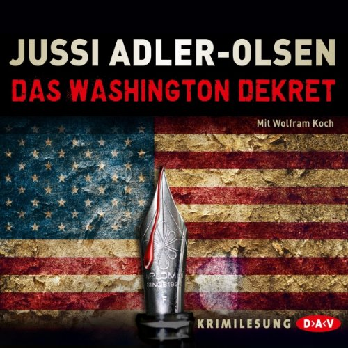 Das Washington Dekret audiobook cover art