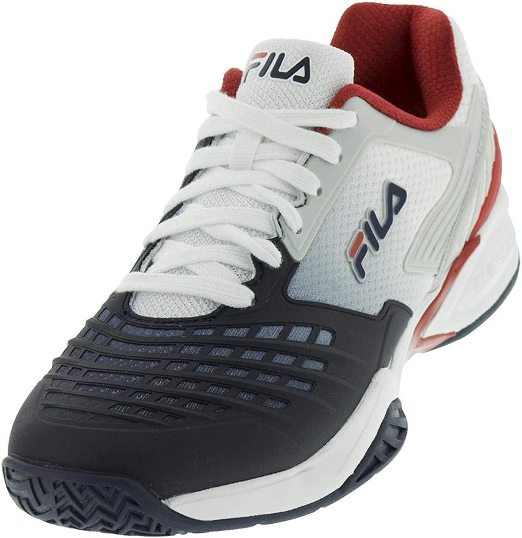 Fila Men's Axilus Energized Tennis Sneakers