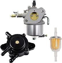 Best ezgo fuel pump rebuild kit Reviews