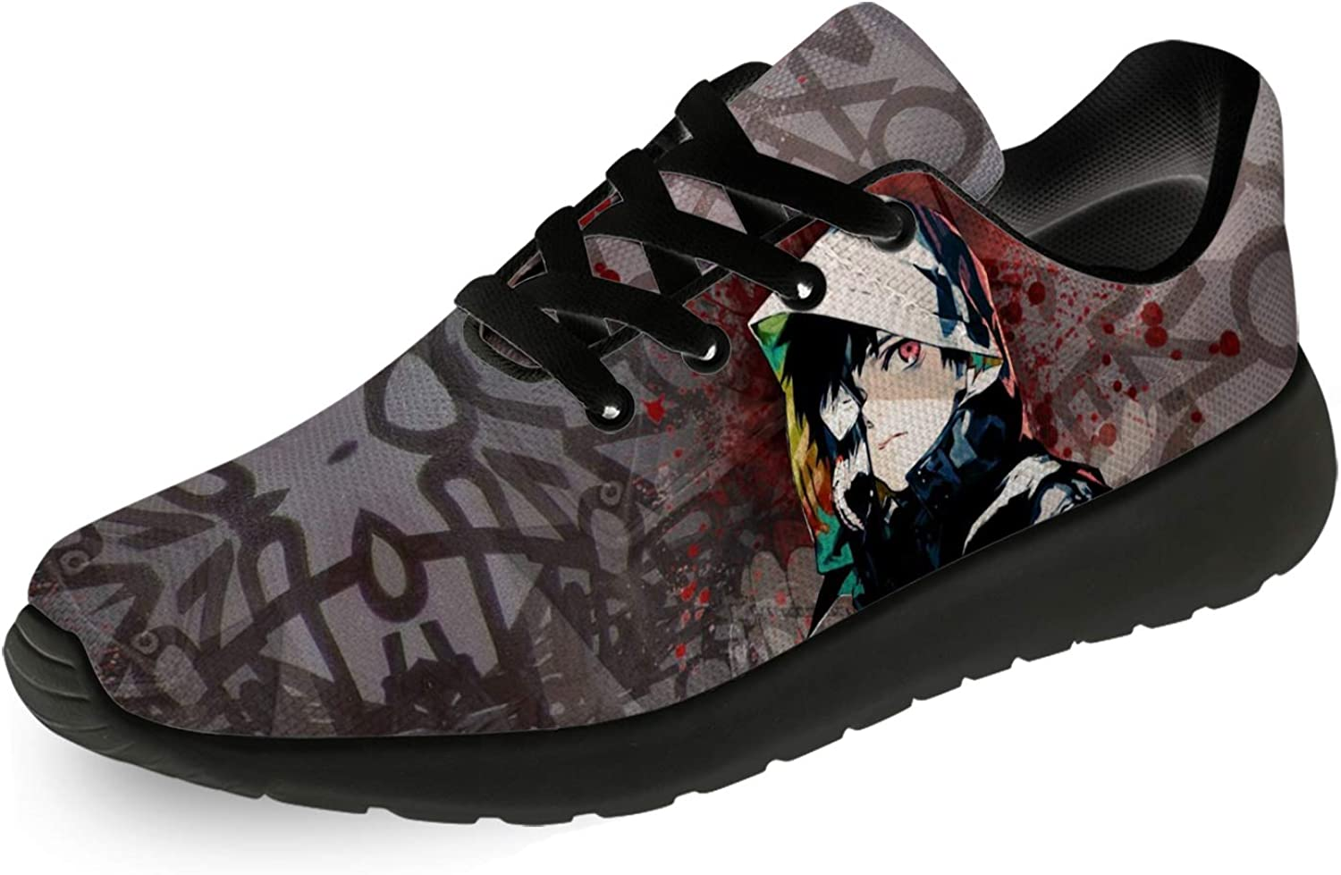 ADIGOW Japanese Anime Soldering Shoes Los Angeles Mall for Women Personalited Anti-Slip Men